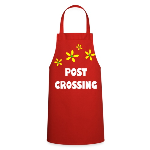 Postcrossing Cooking apron - Cooking Apron