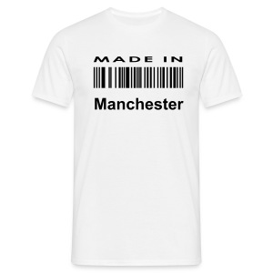 Made in Manchester - Men's T-Shirt