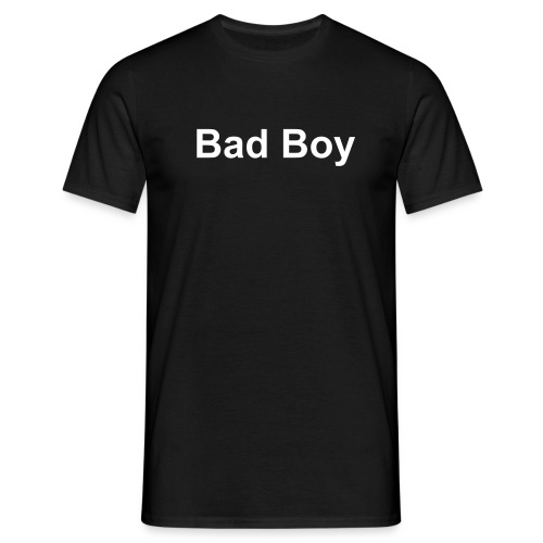 Bad Boy T-Shirt - Men's T-Shirt