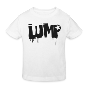 LUMP (Black Sparkleprint) - Kinder Bio-T-Shirt