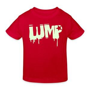 LUMP (Glow in the Dark - Print) - Kinder Bio-T-Shirt
