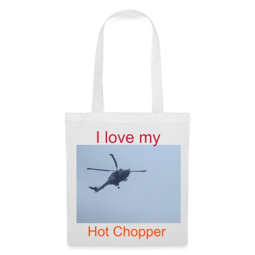 Hot Chopper Tote Bag - Tote Bag
