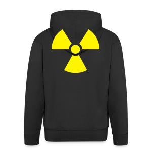 Radioactive - Men's Premium Hooded Jacket