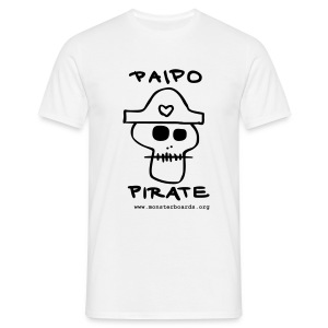 Paipo Pirate Heren - Mannen T-shirt