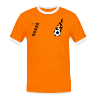 T-Shirts ~ Männer Kontrast-T-Shirt ~ VAN DRUUBEN (7)