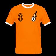 T-Shirts ~ Männer Kontrast-T-Shirt ~ VAN WEIJTHER (8)