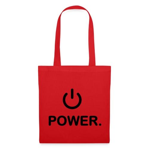 Sac Power - Tote Bag