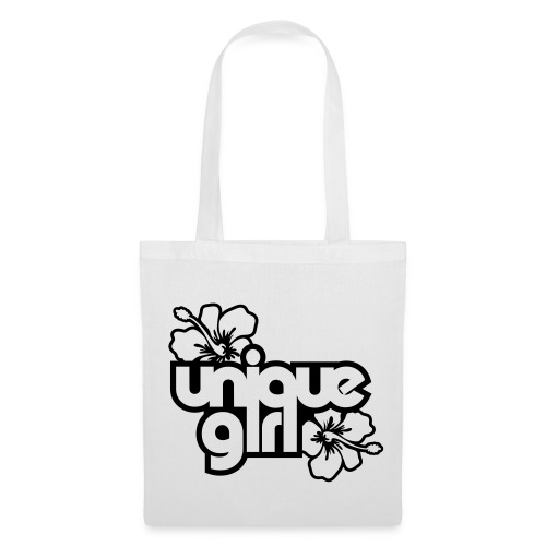 Ladies Unique Girl Tote Bag - Tote Bag