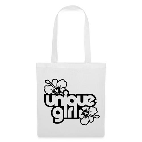 Ladies Unique Girl Tote Bag - Tote Bag