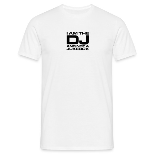 I´m the DJ T-Comfort - T-shirt herr