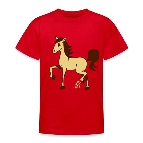 Horse - Teenage T-Shirt