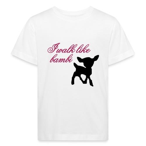 t-skjorte barn - Økologisk T-skjorte for barn