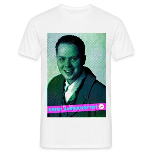 Ilvespoika: Kreisi Avaruusretki (4 kpl jäljellä) - Miesten t-paita
