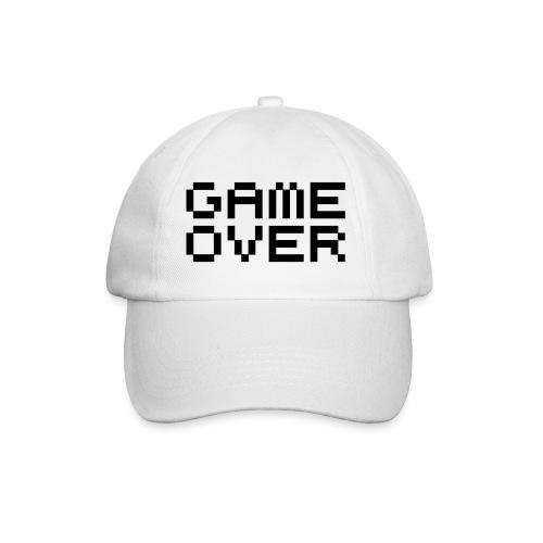 Gorra Game Over - Gorra béisbol