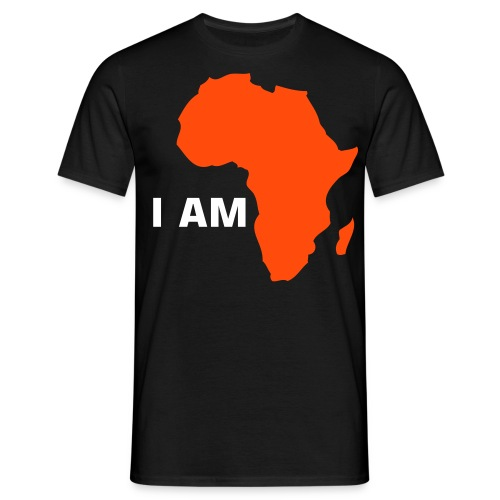 I AM AFRICA - Men's T-Shirt