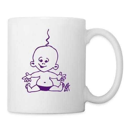 belle tasse  - Mug blanc