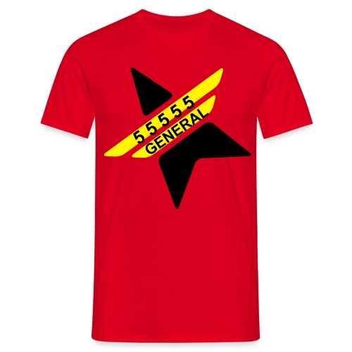 5SG STAR 5 - Men's T-Shirt