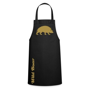 Wild Boar Barbecue Protection - Cooking Apron