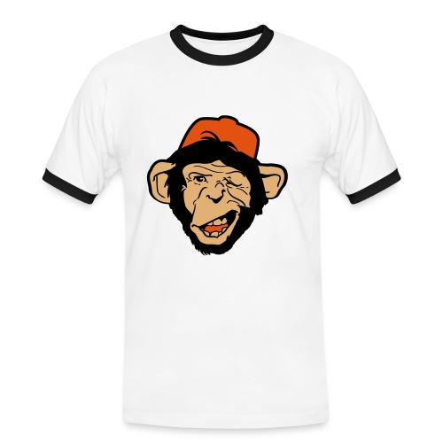 MONKEY MAN! - Men's Ringer Shirt