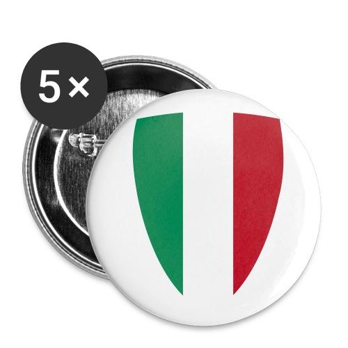 Italia - Spilla piccola 25 mm