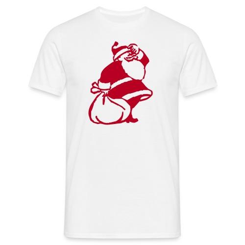 Santa Clouse - Männer T-Shirt