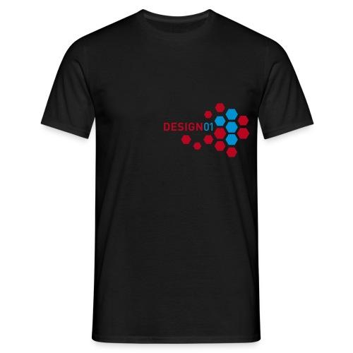 DESIGN01-WABEN - Männer T-Shirt