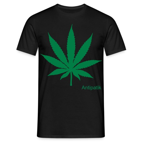 Antipatik cannabis - T-shirt Homme
