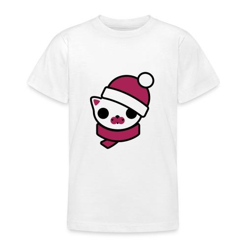 Kitten pink 6-14 year - T-shirt tonåring