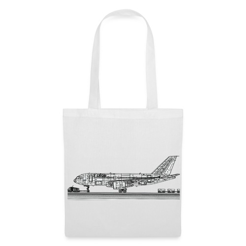 Sac Avion 2 Tek-off - Tote Bag