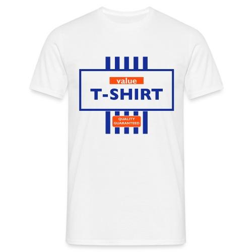 Value T-shirt - Men's T-Shirt