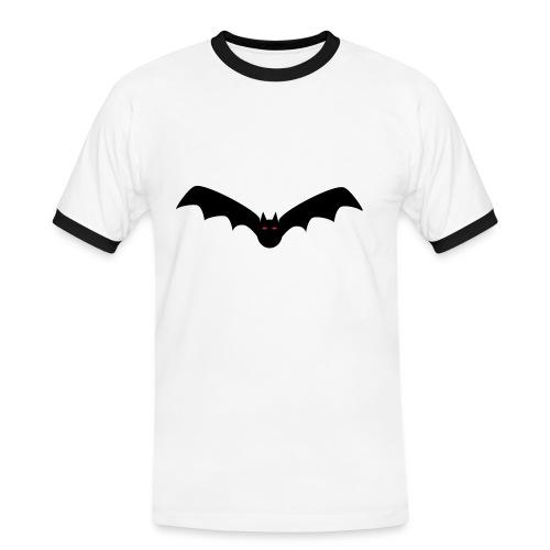 Bat - Maglietta Contrast da uomo