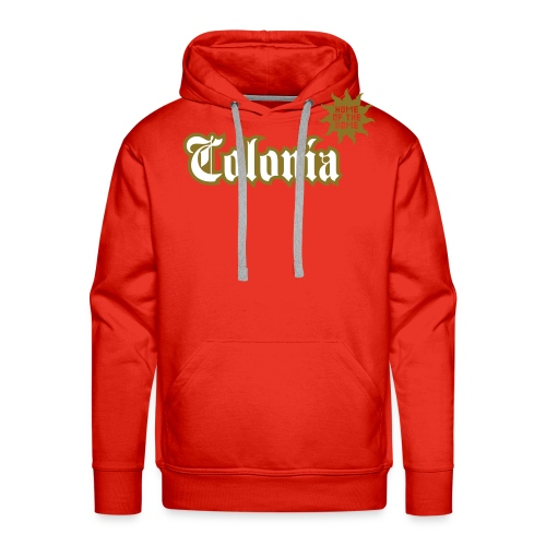 Colonia (Home of the dome) - Männer Premium Hoodie
