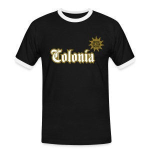 Colonia (Home of the dome) - Männer Kontrast-T-Shirt
