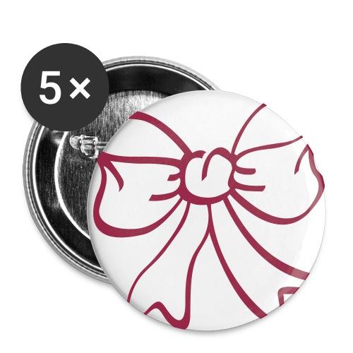 Taza para personalizar - Paquete de 5 chapas pequeñas (25 mm)