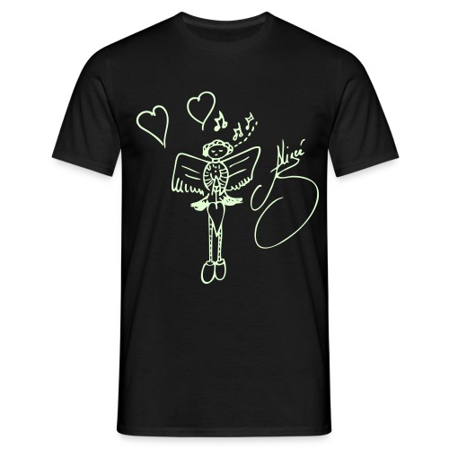 Angel Glow - Men's T-Shirt