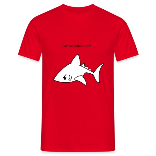 Poissonavril1 - T-shirt Homme
