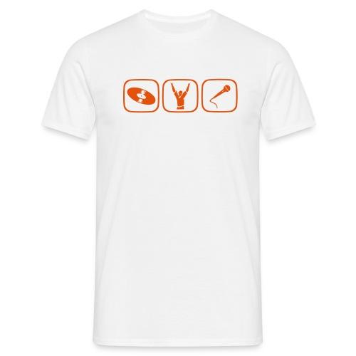 DanceBeats - Classic - Männer T-Shirt