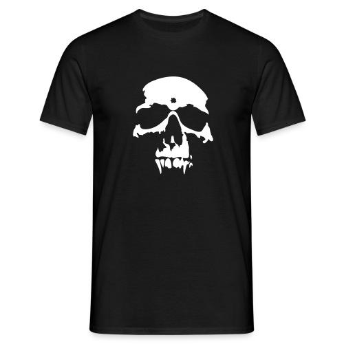 Deathskull black - T-shirt herr