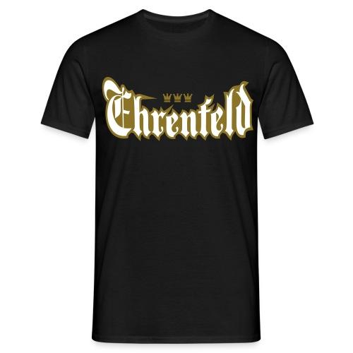 Ehrenfeld (Frakturschrift) - Männer T-Shirt