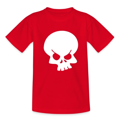 Asbo gear - kids T-shirt red - Teenage T-Shirt