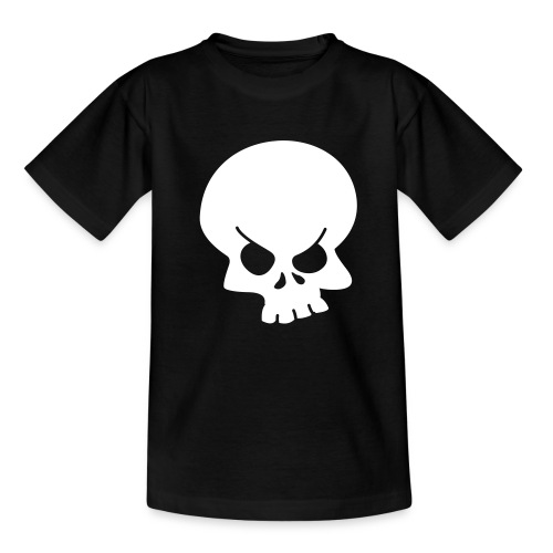 Asbo gear - kids T-shirt Black - Teenage T-Shirt