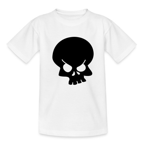 Asbo gear - kids T-shirt white - Teenage T-Shirt