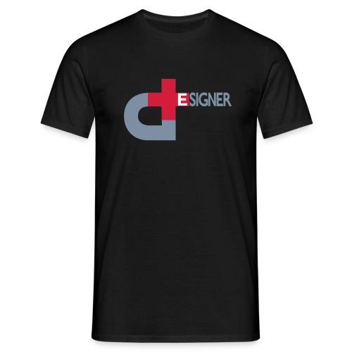 Designer Shirt - Männer T-Shirt