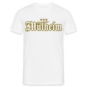 Muelheim (Frakturschrift) - Männer T-Shirt