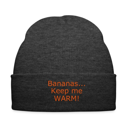 Winter Hat - Macho men, and you macho gals too, how many are gonna ask? And those who dont...know!