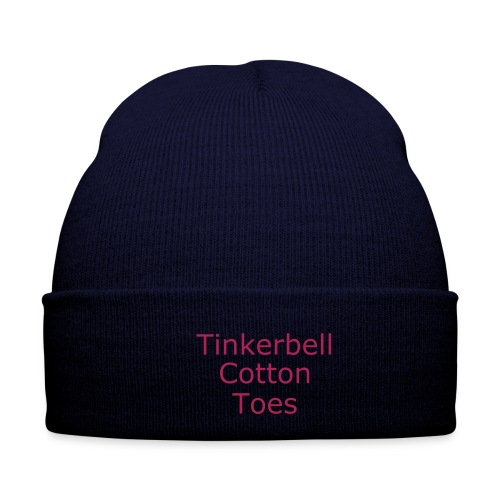 Winter Hat - New York and London winters....get all cute and cuddly under this warm winter ruff hat, and let the world know your favourite web destination....