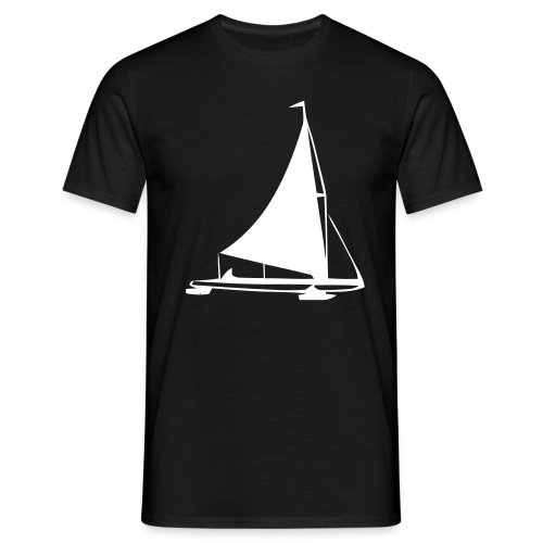 Ice Yacht - Men's T-Shirt