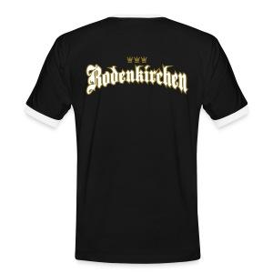 Rodenkirchen (Frakturschrift) - Männer Kontrast-T-Shirt