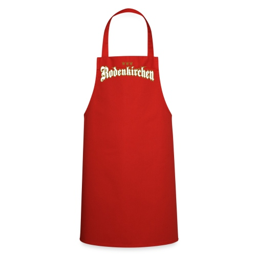 Rodenkirchen (Frakturschrift) - Kochschürze