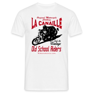 Old School Riders| tee-shirts homme - T-shirt Homme